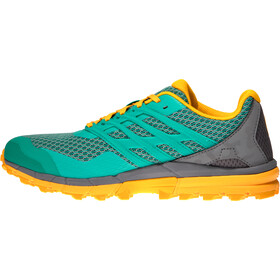 inov-8 Trailtalon 290 Sko Damer, teal/grey/yellow